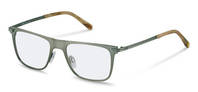 rocco by Rodenstock-Correction frame-RR207-light gun / light brown
