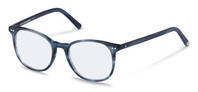 rocco by Rodenstock-Correction frame-RR419-blue structured