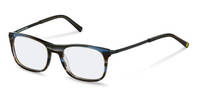 rocco by Rodenstock-Correction frame-RR431-brown blue havana