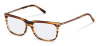 rocco by Rodenstock-Correction frame-RR435-brown structured, light brown