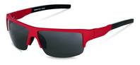 Rodenstock-Sport glasses-R3286-red, black