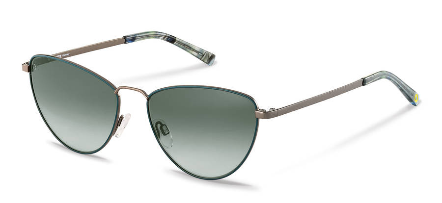 Rodenstock Capsule Collection-Sunglasses-RR106-black/gold