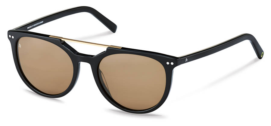 Rodenstock Capsule Collection-Sunglasses-RR329-black