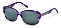 Rodenstock-Sunglasses-R3299-violet structured, gunmetal
