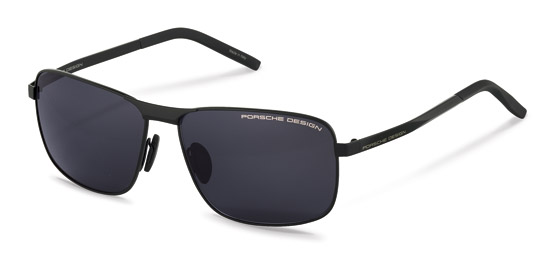 Porsche Design-Sunglasses-P8643-black
