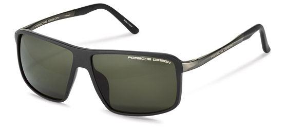 Porsche Design-Sunglasses-P8650-black