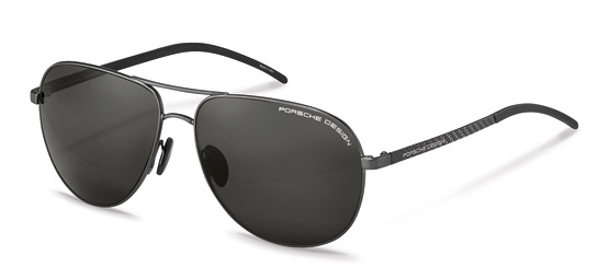 Porsche Design-Sunglasses-P8651-black