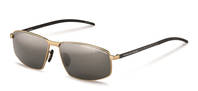 Porsche Design-Sunglasses-P8652-gold