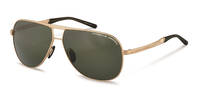 Porsche Design-Sunglasses-P8657-gold