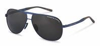 Porsche Design-Sunglasses-P8657-blue