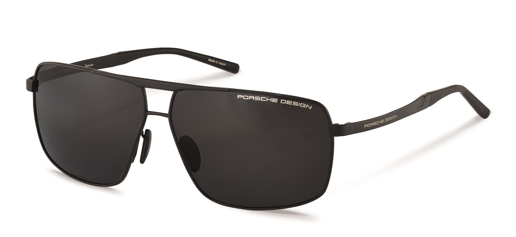 Porsche Design-Sunglasses-P8658-black