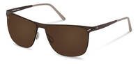 Rodenstock-Sunglasses-R1411-darkchocolate/sand