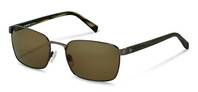Rodenstock-Sunglasses-R1417-gunmetal, grey structured