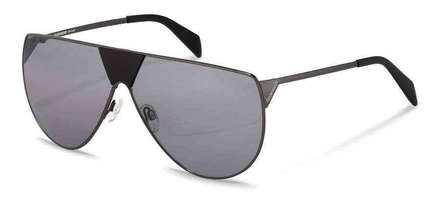 Rodenstock-Sunglasses-R1421-darkgun/black