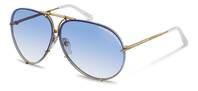 Porsche Design-Sunglasses-P8478-yellowgold