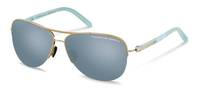 Porsche Design-Sunglasses-P8569-rose gold