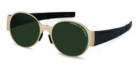 Porsche Design-Sunglasses-P8592-gold
