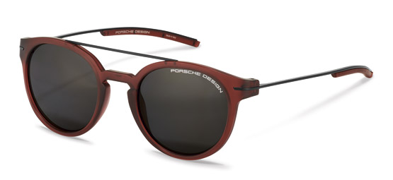 Porsche Design-Sunglasses-P8644-black, gun