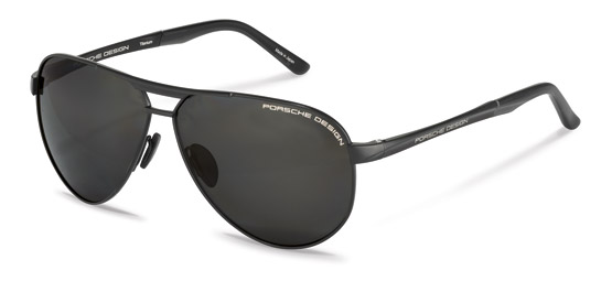 Porsche Design-Sunglasses-P8649-black