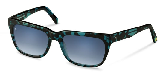 rocco by Rodenstock-Sunglasses-RR309-black/  green layered