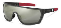PORSCHE DESIGN-Gafas de sol-P8668-grey/red