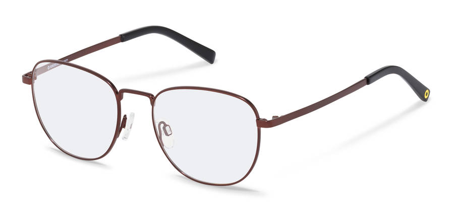 Rodenstock Capsule Collection-Monturas de corrección-RR222-darkred/black