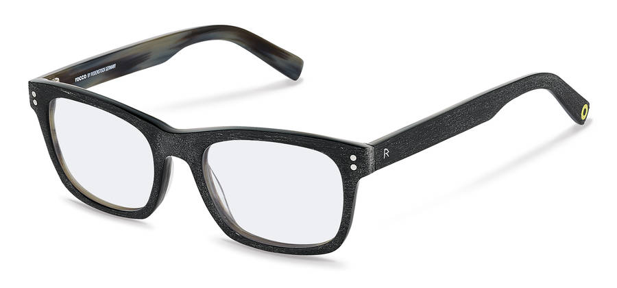 Rodenstock Capsule Collection-Monturas de corrección-RR420-blacklayered
