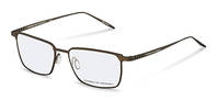 Porsche Design-Bingkai koreksi-P8360-brown