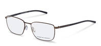 Porsche Design-Bingkai koreksi-P8368-brown