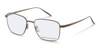 Porsche Design-Bingkai koreksi-P8372-brown