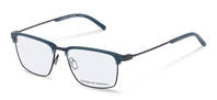 Porsche Design-Bingkai koreksi-P8380-darkgun/darkblue