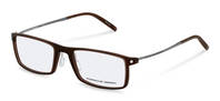 Porsche Design-Bingkai koreksi-P8384-brown