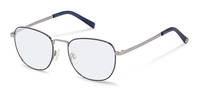 Rodenstock Capsule Collection-Bingkai koreksi-RR222-darkblue/lightgun
