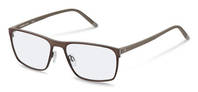 Rodenstock-Bingkai koreksi-R7031-dark brown