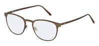Rodenstock-Bingkai koreksi-R8021-darkbrown