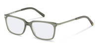 rocco by Rodenstock-Bingkai koreksi-RR447-dark green, grey-green