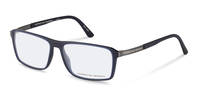 Porsche Design-Bingkai koreksi-P8259-blue/darkgun