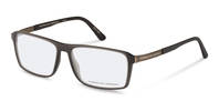 Porsche Design-Bingkai koreksi-P8259-grey/brown