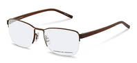 Porsche Design-Bingkai koreksi-P8357-brown