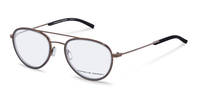 Porsche Design-Bingkai koreksi-P8366-brown