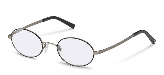 Rodenstock Capsule Collection-Bingkai koreksi-RR214-black/lightgun