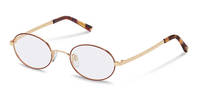 Rodenstock Capsule Collection-Bingkai koreksi-RR214-darkred/rosegold