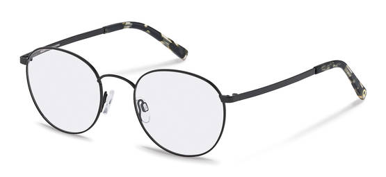 Rodenstock Capsule Collection-Bingkai koreksi-RR215-black/havana
