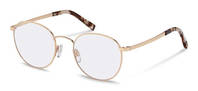 Rodenstock Capsule Collection-Bingkai koreksi-RR215-rose/rosegold
