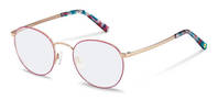 Rodenstock Capsule Collection-Bingkai koreksi-RR215-pink/rose