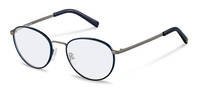 Rodenstock Capsule Collection-Bingkai koreksi-RR217-darkblue/gunmetal