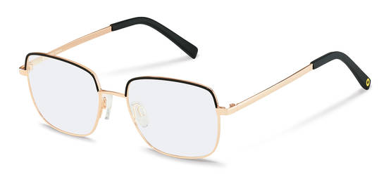 Rodenstock Capsule Collection-Bingkai koreksi-RR220-black/rosegold