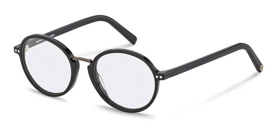 Rodenstock Capsule Collection-Bingkai koreksi-RR455-black/gun