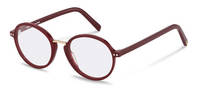 Rodenstock Capsule Collection-Bingkai koreksi-RR455-darkred/gun