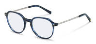 Rodenstock Capsule Collection-Bingkai koreksi-RR461-darkbluestructured/gunmetal